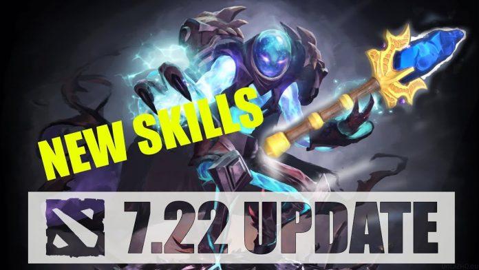 DOTA 2 v7.22 update