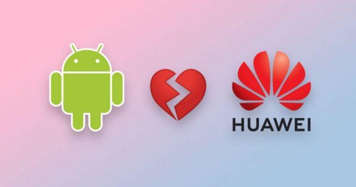Lisensi Android di Tarik Bagaimana Nasib Huawei