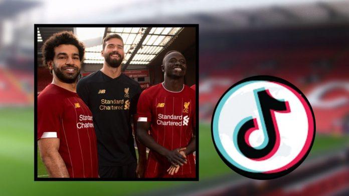 Liverpool Klub Premier League Pertama yang Punya Akun TikTok