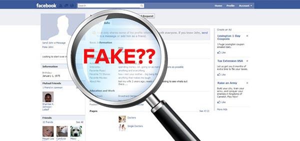 facebook hapus akun palsu