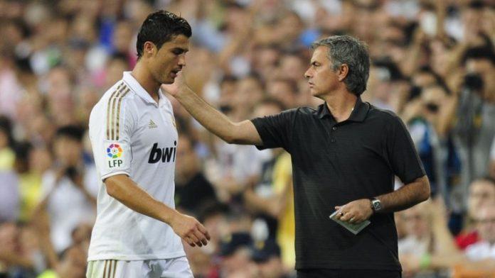 ronaldo dan mourinho reuni kembali