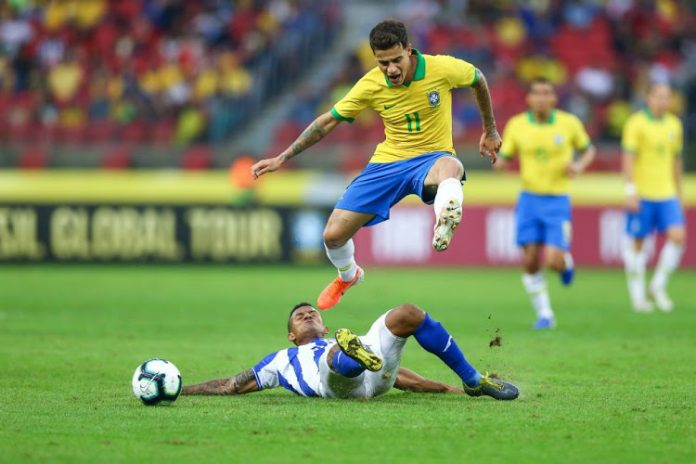 Menang Telak, Brazil Cukur Honduras 7-0