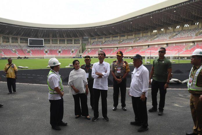 Stadion Baru Indonesia