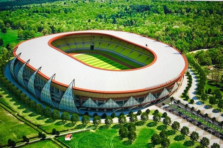 Stadion Bangkit Papua