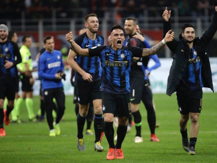 Inter Milan bermain serius