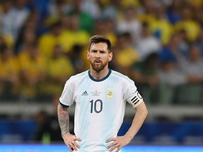 Messi Tidak jadi Pensiun