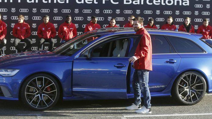 Mobil Gratis Audi