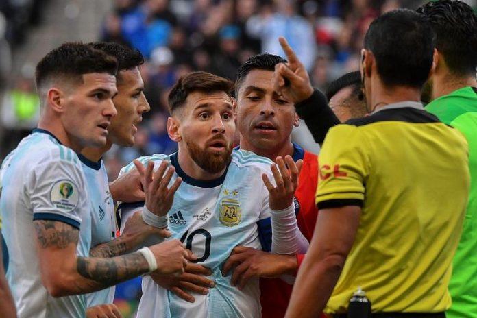 hukuman lionel Messi