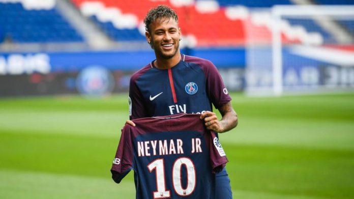 Neymar dihukum oleh PSG