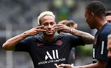 Barcelona akan pinjam neymar