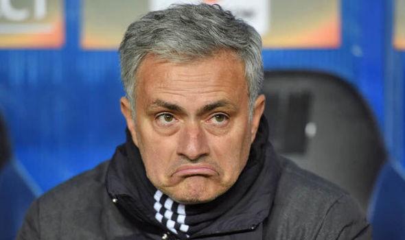 Jose Mourinho Hampir Menangis