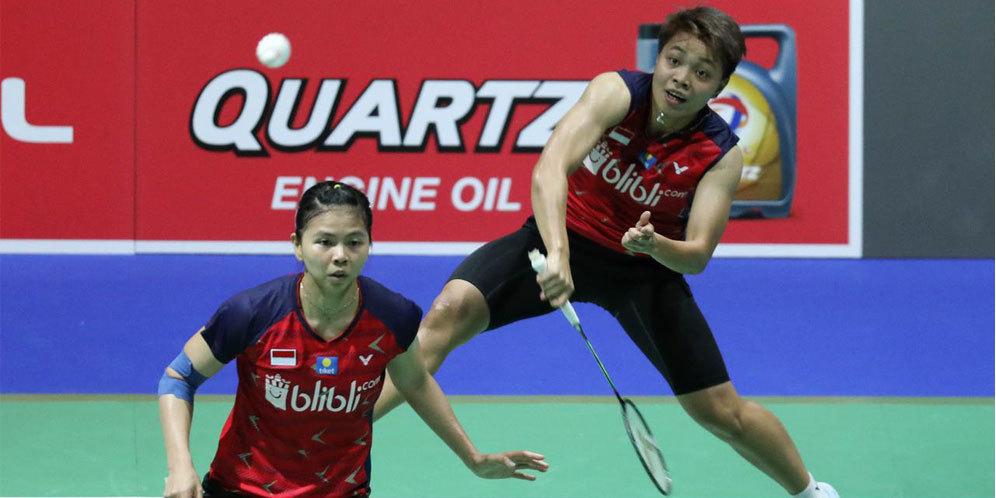 Jadwal Indonesia di Chinese Taipei Open 2019, 6 September