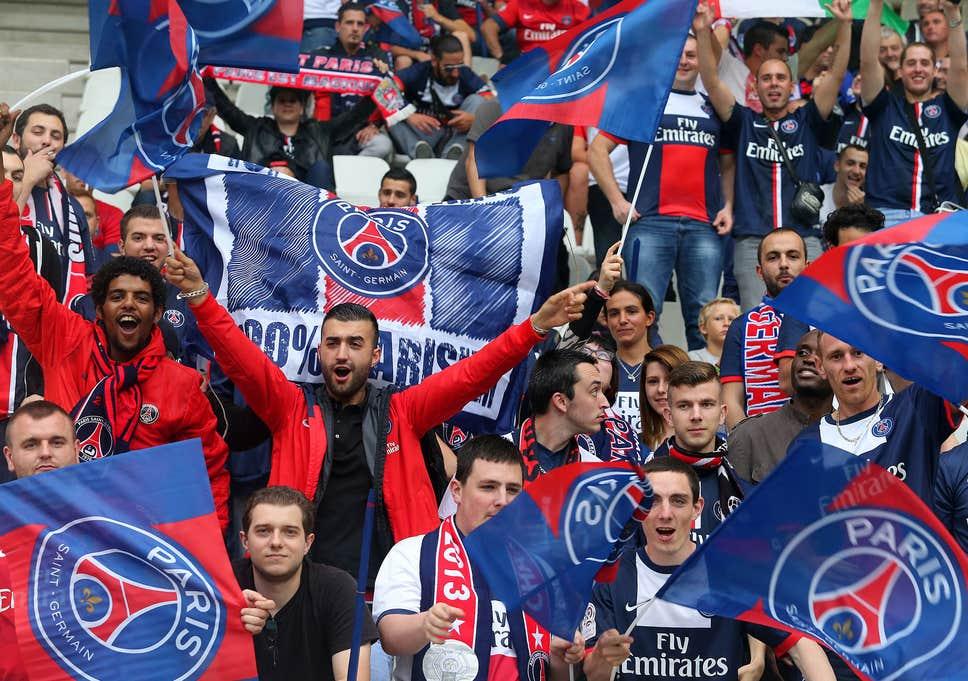 Fans PSG