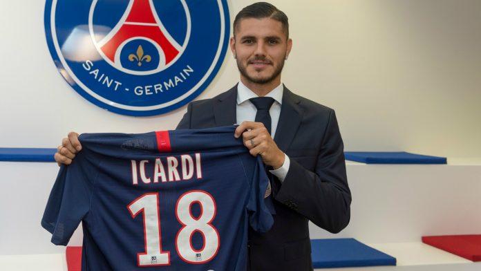 Mauro Icardi Resmi ke PSG