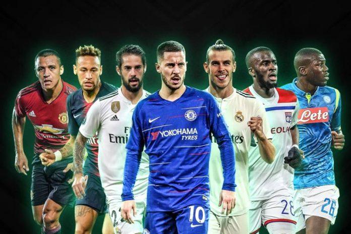 transfer pemain paling besar