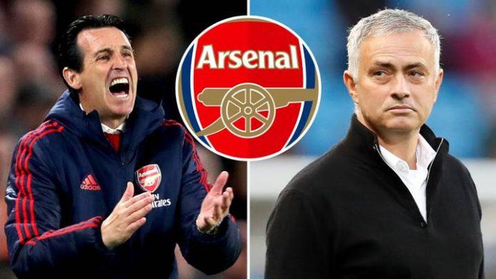 Arsenal Lirik Jose Mourinho